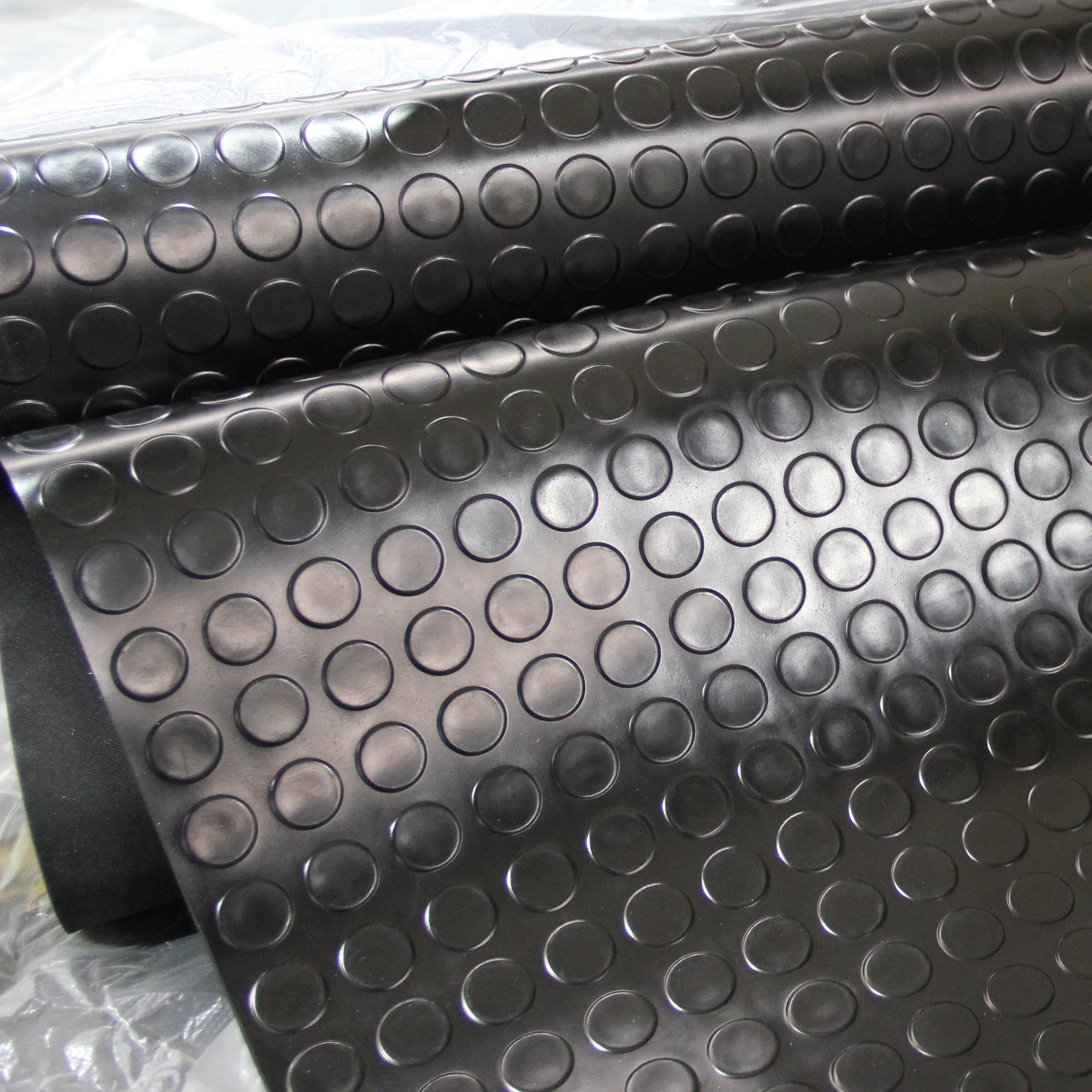 Anti Skid Rubber Flooring